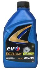 ELF EXCELLIUM FULL TECH 0W-30