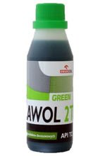 Orlen Oil Trawol 2T 100 ml Geen zielony