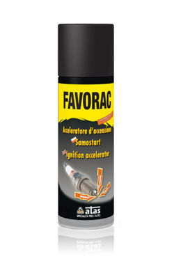 PLAK FAVORAC spray samostart 200 ml