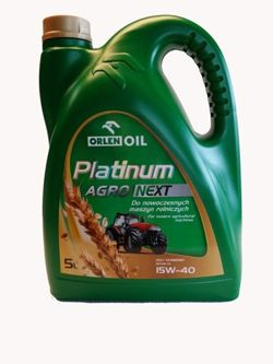 Platinum Agro NEXT 15W-40